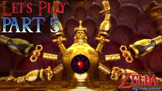 Skyward Sword HD Let's Play - Part 5 - Faron and the Ancient Cistern