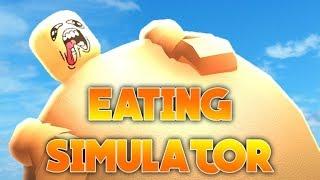 OSURARAK ADAM ÖLDÜRMEK / ROBLOX Eating Simulator / Roblox İzle