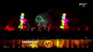 "Coldplay - ""Mylo Xyloto + Hurts Like Heaven"" ( Mylo Xyloto ) HQ Live @ Rock am Ring festival:Germany"