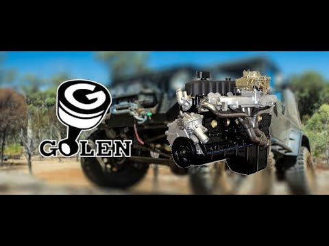 Jeep 4 0/4 6 Stroker Crate Engines | Golen Engines