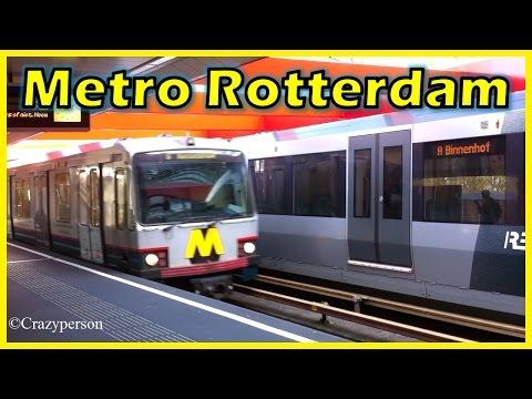 Rotterdam Metro (Marathon)