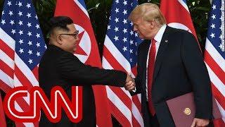 Trump, Kim get 'Bad Lip Reading' treatment