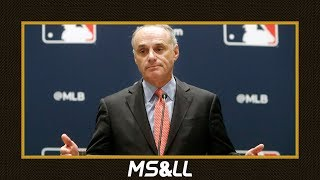 How the New MLB Playoff Structure Would Impact the Game of Baseball - MS&LL 2/13/20