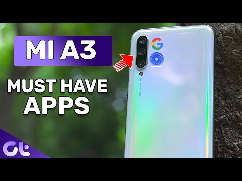 Top 10 Best Apps For Xiaomi Mi A3 You Must Download On Stock Android First | Guiding Tech