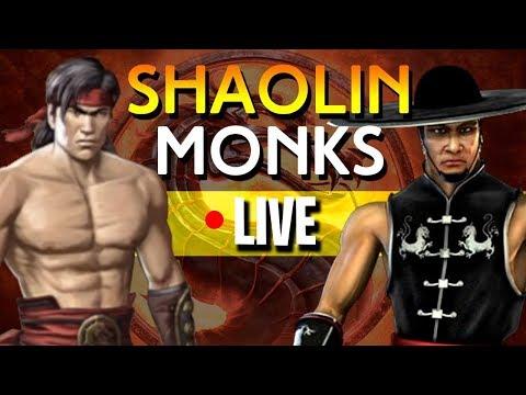 🔴 CONTINUAÇÃO MORTAL KOMBAT SHAOLIN MONKS - ATÉ ZERAR !!! thumbnail