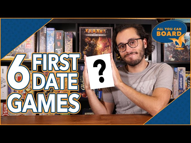 Dating & Board Games   6 Games You Can Introduce on a FIRST DATE