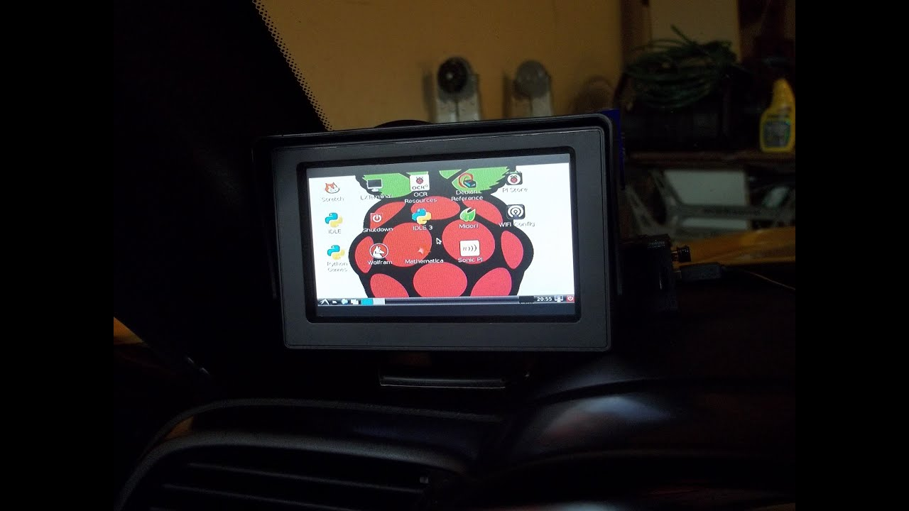 how to put a computer in your car with the raspberry pi. Black Bedroom Furniture Sets. Home Design Ideas