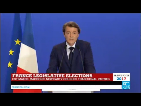 France Legislative Elections: Watch Les Républicains Party