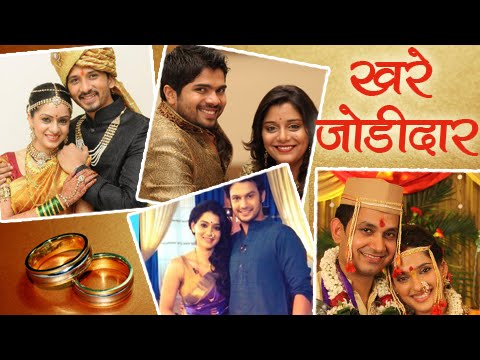 Friends Turned Lovers - Marathi Actors - Priya Bapat, Umesh Kamat, Kshiti Jog, Hemant Dhome