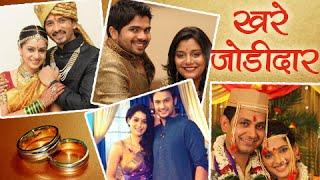 Friends Turned Lovers - Marathi Actors - Priya Bapat, Umesh Kamat, Kshiti Jog, Hemant Dhome