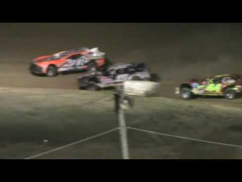 High Point Man Gets Taken Out Woodhull Raceway