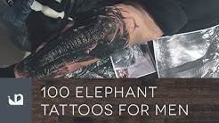 100 Elephant Tattoos For Men