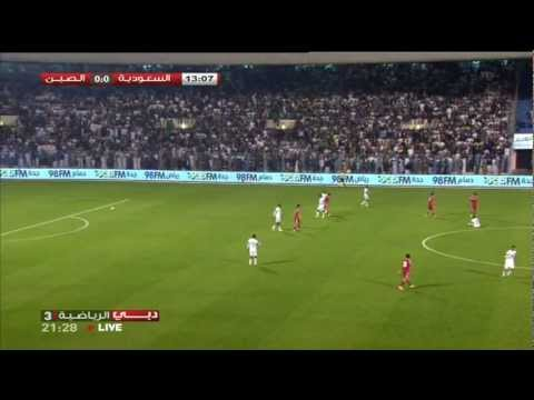 Saudi Arabia vs China - AFC Asian Cup 2015 - qualification