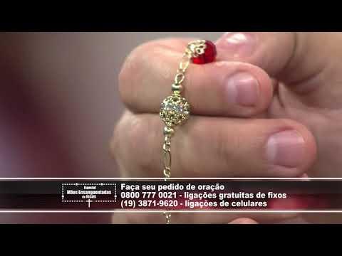 Especial Mãos Ensanguentadas de Jesus - 23/03/2018 - B3