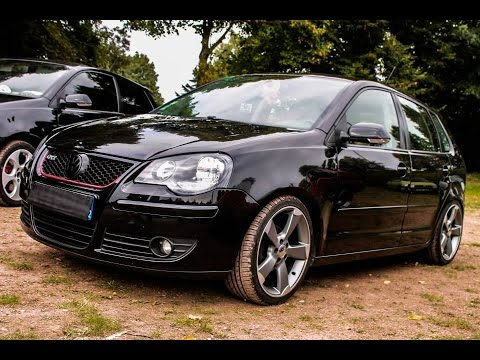 vw polo 9n3 17 youtube. Black Bedroom Furniture Sets. Home Design Ideas