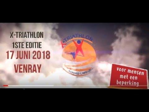 X-triathlon 17 juni 2018