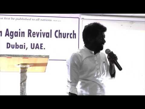 Sunday  christian bro. Raju