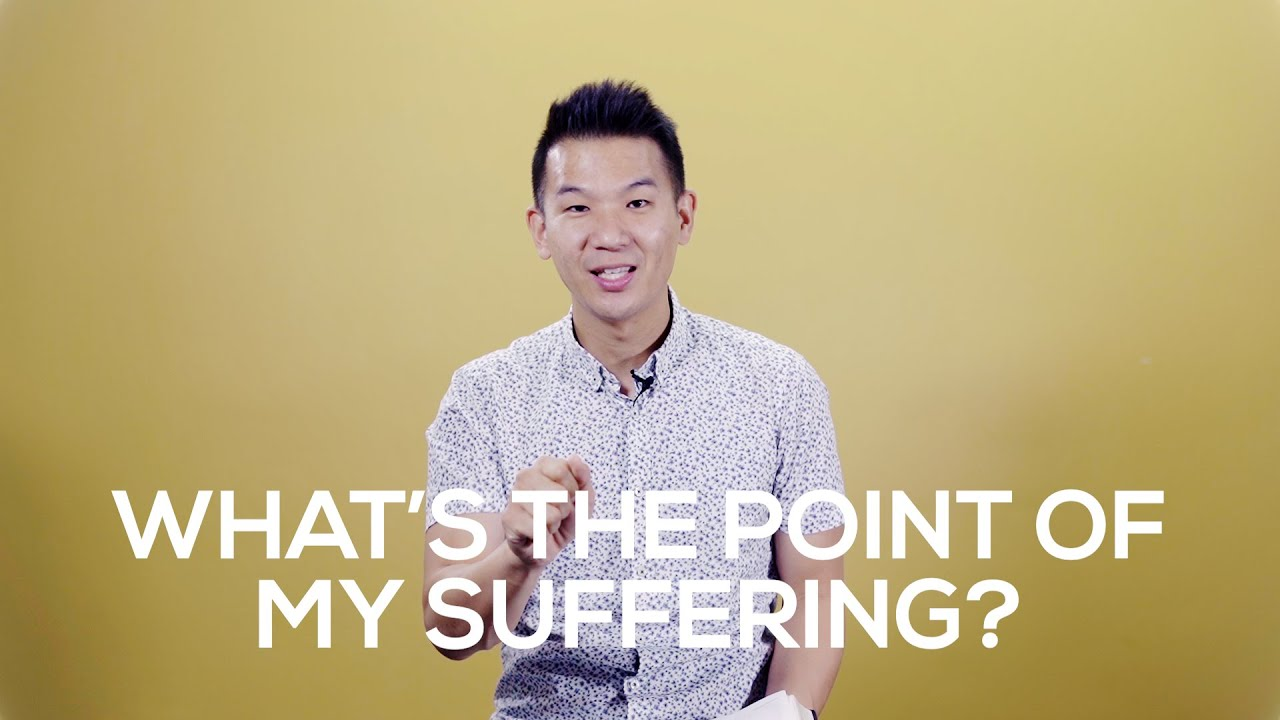 What's the Point of My Suffering? // Q+A From the Book of James