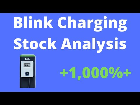 Blink Charging Stock Analysis! BLNK Price Prediction for EV Charging Network Stock