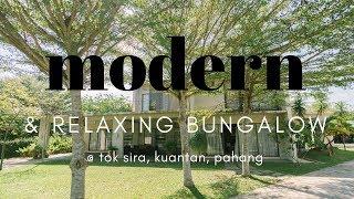 Download lagu RM2.2 MILLION HOUSE at TOK SIRA, KUANTAN   MALAYSIA - A Modern Relaxing Bungalow   Teluk Chempedak