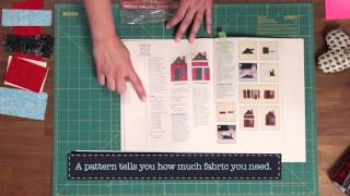 How To Read A Quilt Pattern
