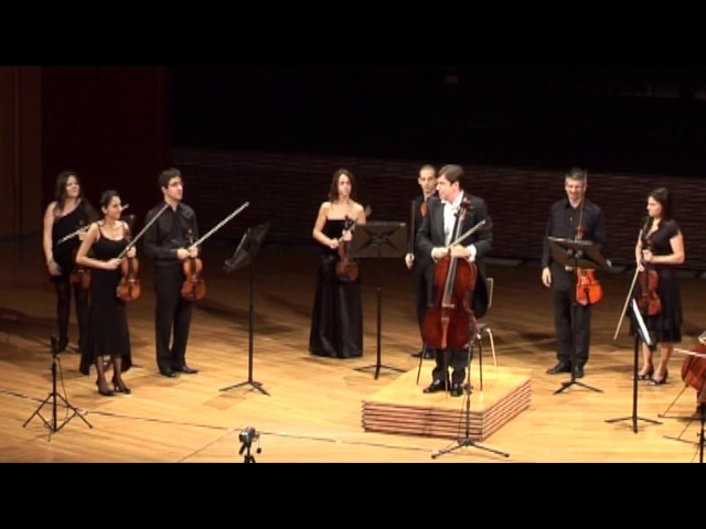 Paganini 24 with orchestra