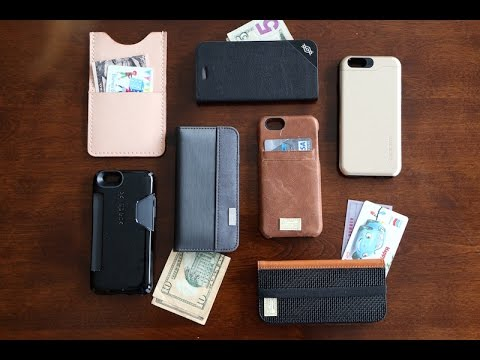 official photos bae4f 3c000 7 Best iPhone 6S / 6 Wallet Cases - Hex,Speck,Spigen,Moshi,DODOcase
