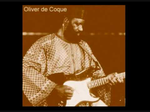 Oliver De Coque and His Expo '76 ~ Identity