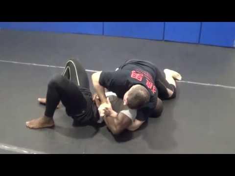 How Catch Jitsu Wrestling WRECKS the Half-Guard BJJ Jiu-jitsu!