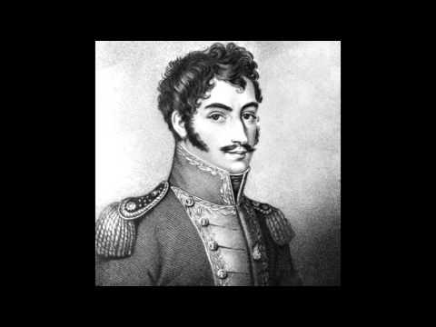 Simon Bolivar y la Gran Colombia