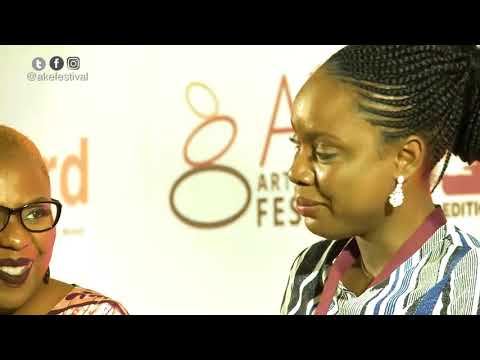 #AkeFest17: Ouida Book Launch