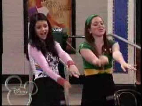 Crazy Funky Hat Song-Wizards of Waverly Place
