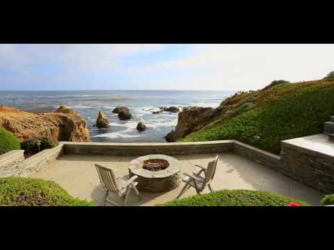 Ocean Front Carmel Highlands Home for Sale