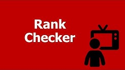 Rank Checker: How to Use SEO Book's Rank Checker to Check Your Rank on Google