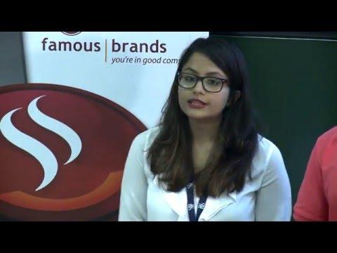 WBS MBA full time Famous Brands Dragons Den