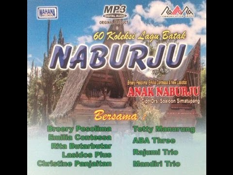 60 Koleksi Lagu Batak Naburju, Vol. 1
