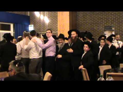 Berel Danow's Bar Mitzvah Dancing 2