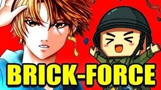 BRICK-FORCE Multiplayer Deathmatch! thumbnail