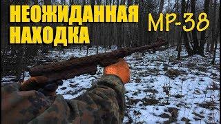 КОП по ВОЙНЕ. Немецкий MP-38 и винтовка MAUSER в лесах Восточного фронта. Фильм 70.