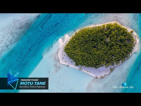 BORA BORA - $39 Million Private Island | Paradise Found | Motu Tane | French Polynesia 🇵🇫