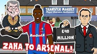 💰ZAHA TO ARSENAL!💰 Transfer Market Special!