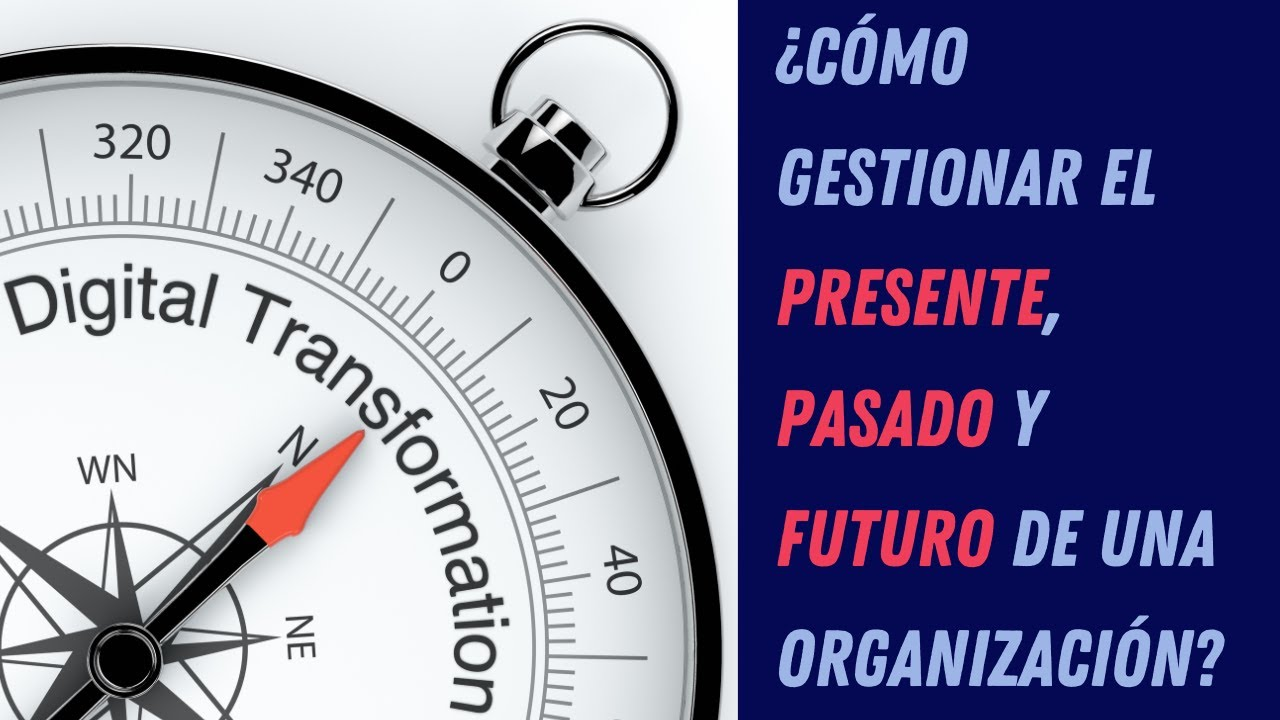 ¿Cómo gestionar el presente, pasado y futuro de una organización?