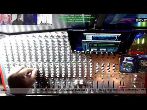 Black Screen Instrumental Dub Cut 3 - 2019 Extended Version