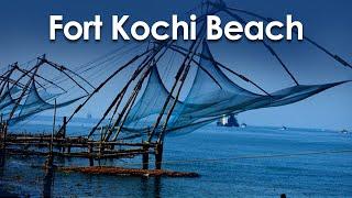 Image of Fort Kochi Beach