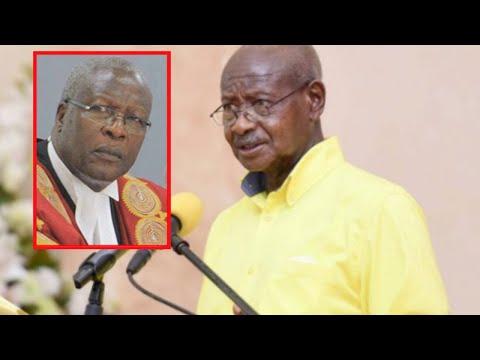 MUSEVENI ne NRM babatutte mu Kkooti lwa mivuuyo mu kalulu