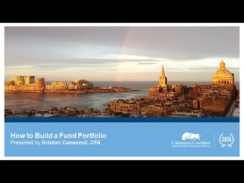 How to Build a Fund Portfolio - Part 1