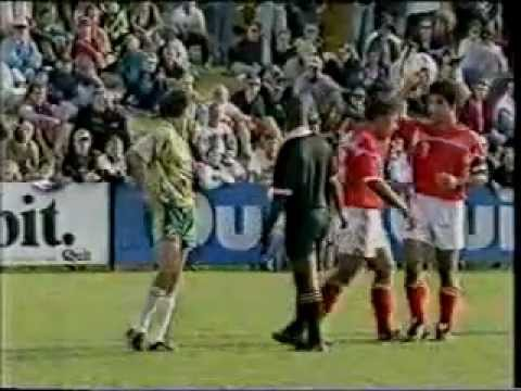 Australia vs Tahiti (2:0) WCQ in 1992