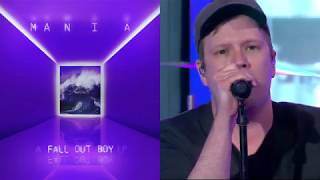 FALL OUT BOY - Wilson (Expensive Mistakes) Studio vs. Live