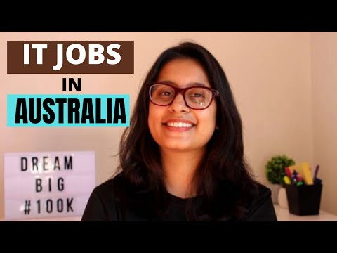IT Jobs In Australia - Practical Ways To Find | International Students In Australia