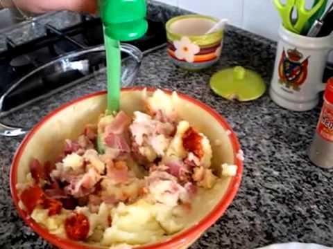 Что можно приготовить из мороженной картошки